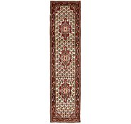Link to 2' 7 x 9' 9 Hamedan Persian Runner Rug