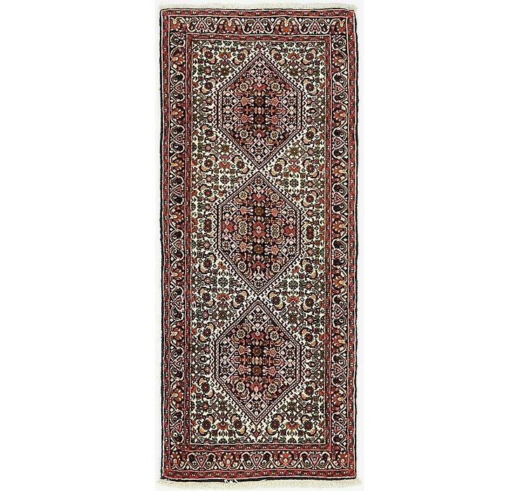 65cm x 142cm Bidjar Persian Runner Rug