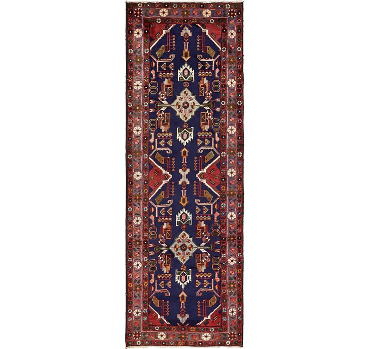 3' 6 x 10' 3 Ardabil Persian Runner ...