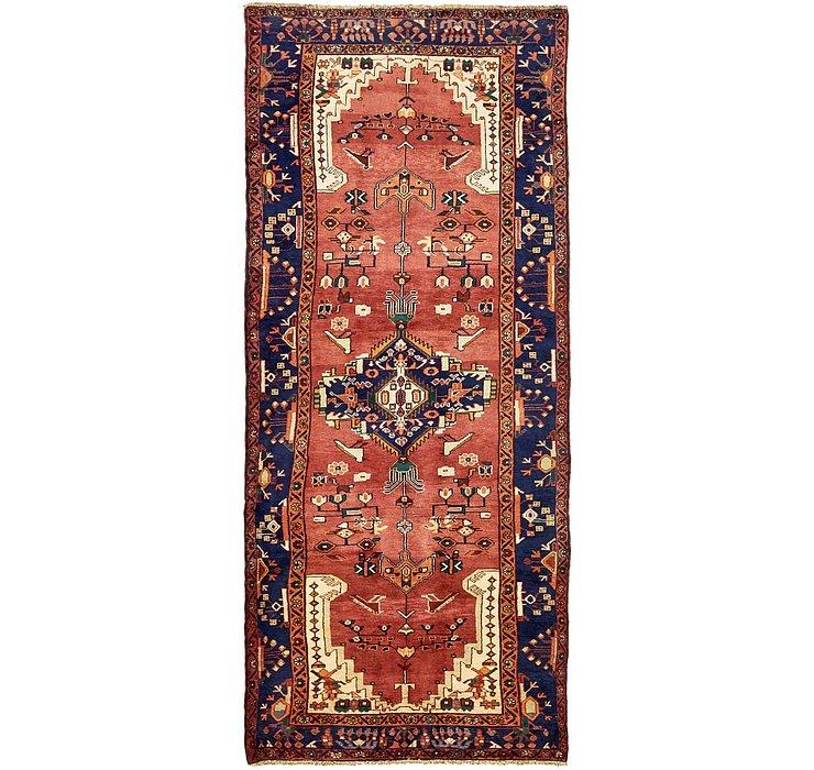 4' 3 x 9' 11 Shahsavand Persian Runn...