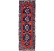 Link to 3' 5 x 10' 4 Shahsavand Persian Runner Rug