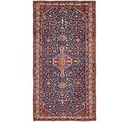 Link to 4' 3 x 8' 10 Saveh Persian Runner Rug