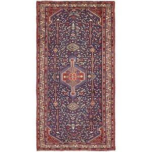 130cm x 270cm Saveh Persian Runner Rug