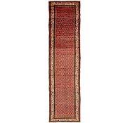 Link to 3' x 12' 2 Farahan Persian Runner Rug