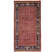 Link to 4' 11 x 9' 5 Farahan Persian Rug