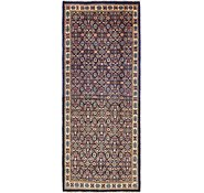 Link to 4' 10 x 11' 10 Farahan Persian Runner Rug