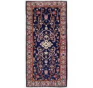 Link to 4' 4 x 9' 7 Farahan Persian Runner Rug