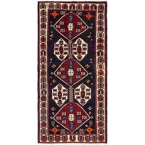 132cm x 280cm Shahsavand Persian Runn...