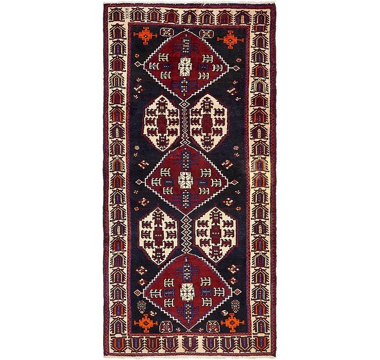 4' 4 x 9' 2 Shahsavand Persian Runn...
