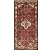 Link to 160cm x 328cm Hossainabad Persian Runner Rug