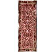 Link to 3' 9 x 10' 9 Hossainabad Persian Runner Rug