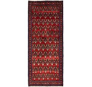 Link to 4' 2 x 10' 7 Sanandaj Persian Runner Rug