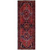 Link to 3' 5 x 9' 7 Hamedan Persian Runner Rug