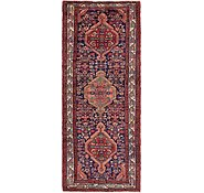Link to 3' 9 x 9' 9 Koliaei Persian Runner Rug