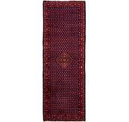 Link to 107cm x 300cm Farahan Persian Runner Rug