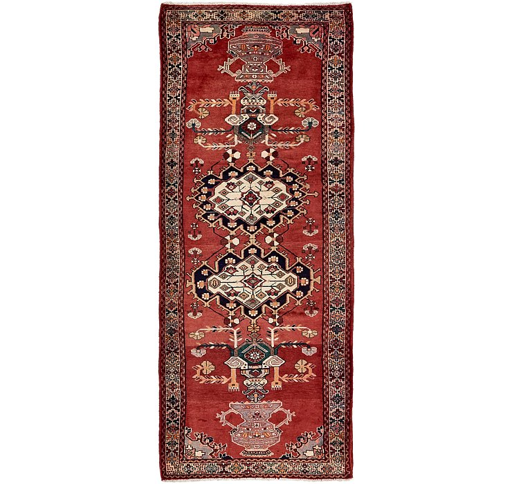 117cm x 300cm Tafresh Persian Runner ...