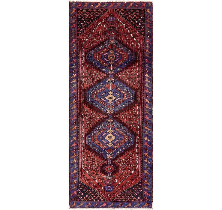 3' 3 x 9' 7 Zanjan Persian Runner Rug