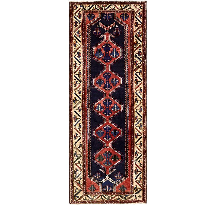 105cm x 287cm Tafresh Persian Runner ...