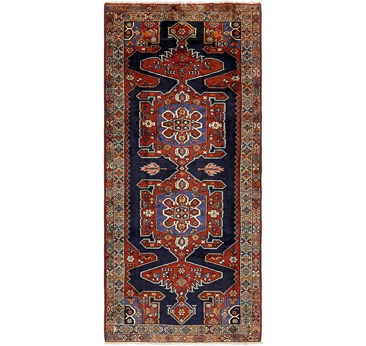 130cm x 282cm Tafresh Persian Runner ...