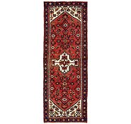 Link to 3' 3 x 9' 10 Zanjan Persian Runner Rug
