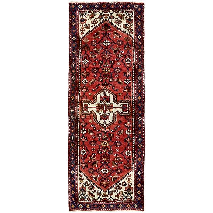 3' 3 x 9' 10 Zanjan Persian Runner Rug