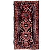 Link to 4' 9 x 9' 11 Shahsavand Persian Runner Rug