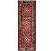 Link to Unique Loom 3' 4 x 9' 10 Zanjan Persian Runner Rug