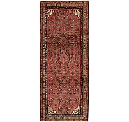 Link to 122cm x 305cm Hossainabad Persian Runner Rug