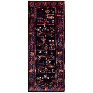 112cm x 295cm Shahsavand Persian Runn...