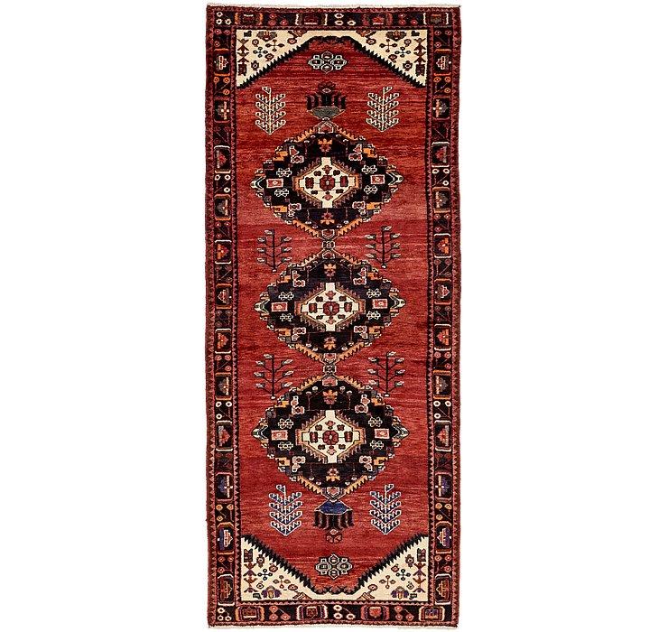3' 9 x 9' 7 Shahsavand Persian Runn...