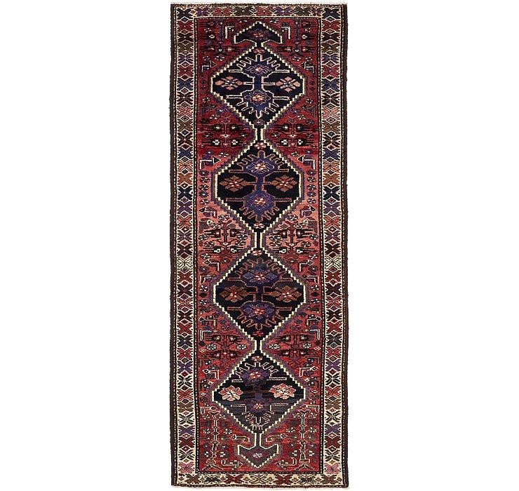 3' 4 x 9' 8 Zanjan Persian Runner Rug