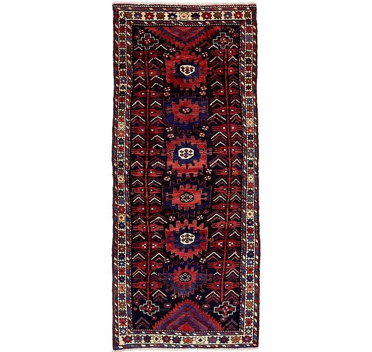 3' 6 x 8' 11 Zanjan Persian Runner Rug