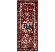 Link to 4' x 9' 8 Gholtogh Persian Runner Rug