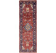 Link to 3' 6 x 10' 8 Farahan Persian Runner Rug
