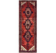 Link to 3' 4 x 10' Zanjan Persian Runner Rug