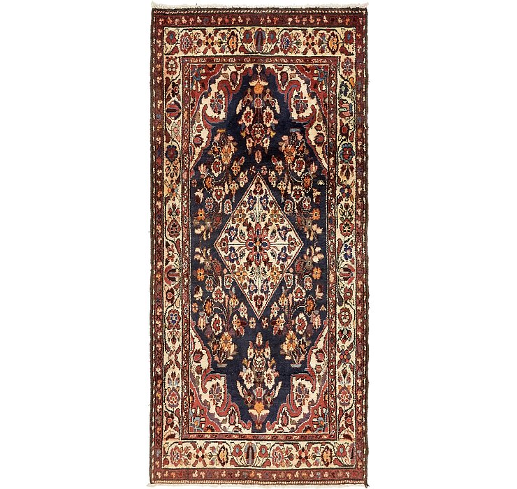 115cm x 257cm Borchelu Persian Runner...