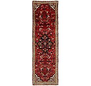 Link to 3' 1 x 10' 3 Hamedan Persian Runner Rug