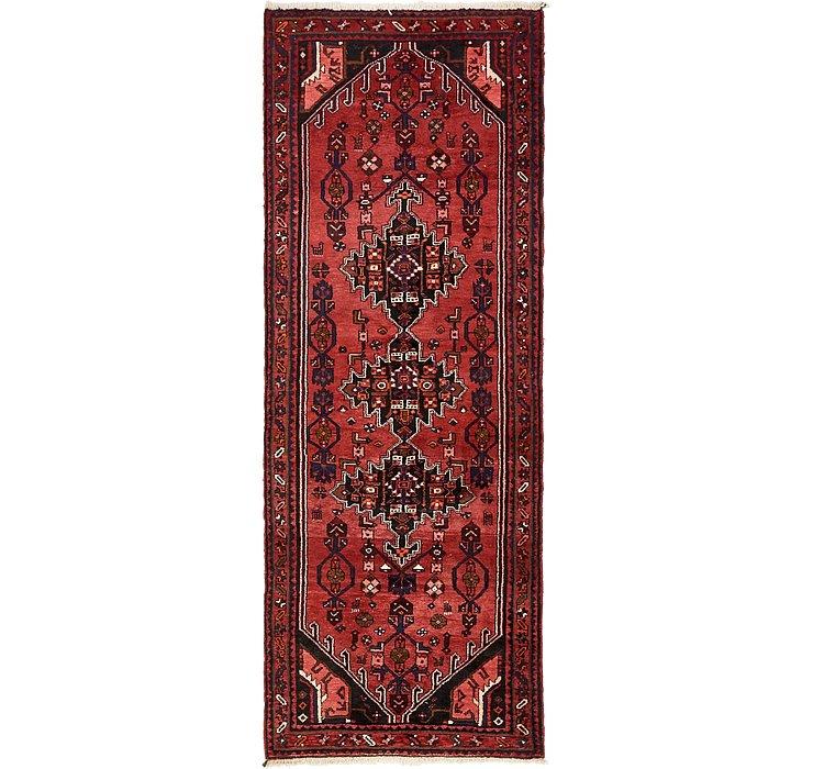 3' 6 x 9' 5 Zanjan Persian Runner Rug