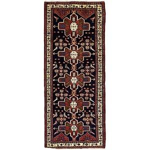 107cm x 275cm Shahsavand Persian Runn...