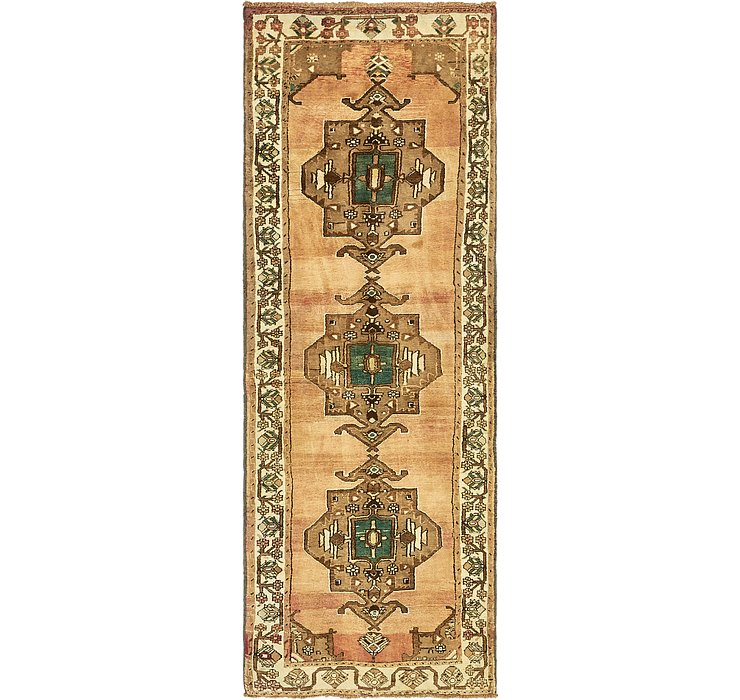 3' 8 x 10' 2 Khamseh Persian Runner ...