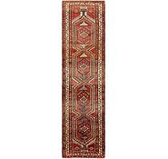 Link to 3' 8 x 13' 9 Meshkin Persian Runner Rug