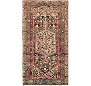 Link to 4' 11 x 9' Zanjan Persian Rug