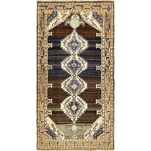 145cm x 285cm Shahsavand Persian Runn...