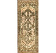 Link to 115cm x 287cm Shahsavand Persian Runner Rug