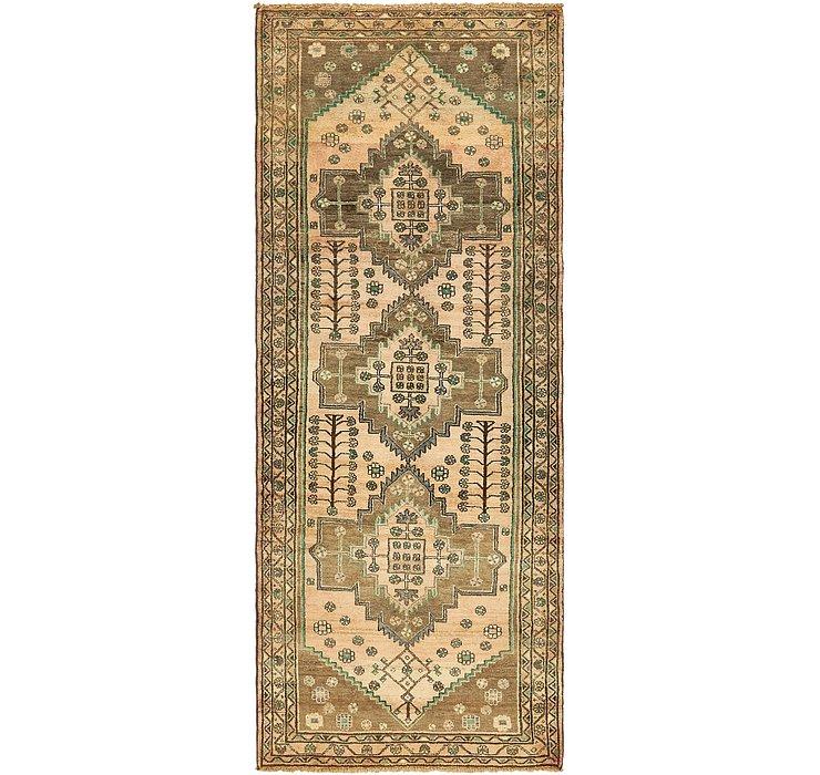 3' 9 x 9' 5 Shahsavand Persian Runn...