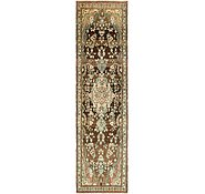 Link to 3' 5 x 13' 2 Hamedan Persian Runner Rug