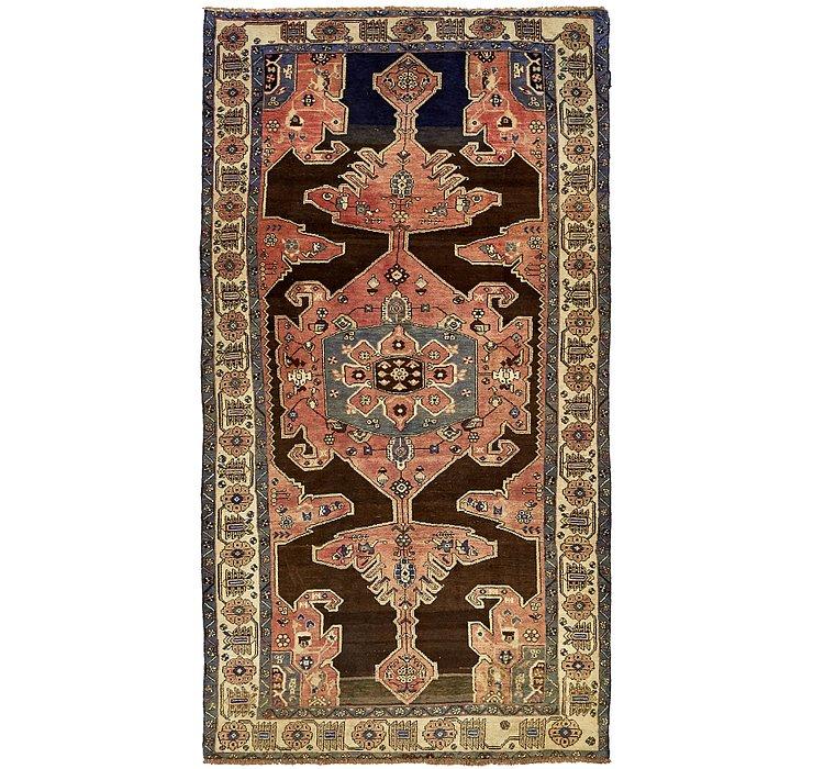 5' x 9' 7 Shahsavand Persian Runn...