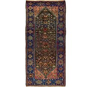 Link to 4' 7 x 10' 2 Zanjan Persian Runner Rug