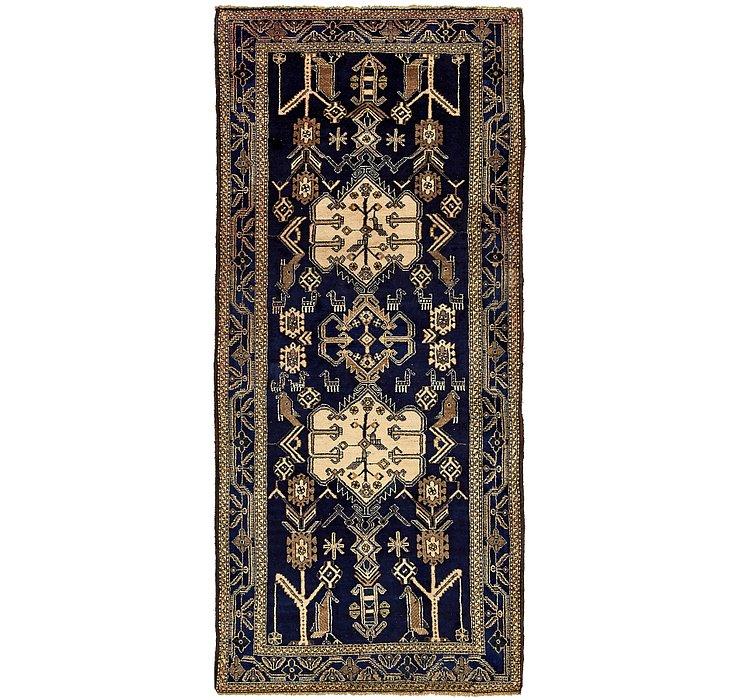 4' 3 x 9' 9 Shahsavand Persian Runn...