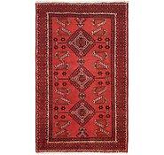 Link to 117cm x 195cm Ferdos Persian Rug